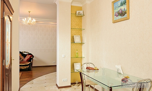 VIP apartment in a luxury house with an exclusive renovation and service, One Bedroom (66342), 003