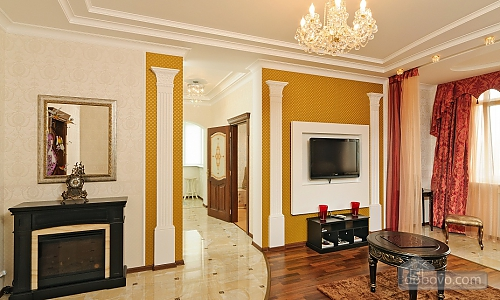 VIP apartment in a luxury house with an exclusive renovation and service, One Bedroom (66342), 001