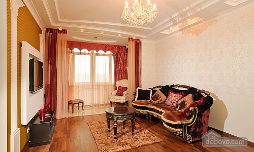VIP apartment in a luxury house with an exclusive renovation and service, One Bedroom (66342), 002