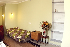 Апартаменты у самого моря, 1-комнатная, 004