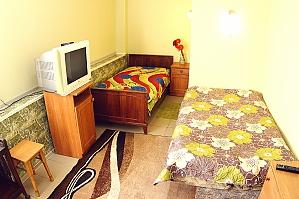 Апартаменты у самого моря, 1-комнатная, 001