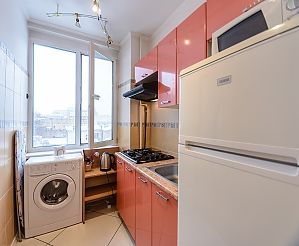 One bedroom apartment on Shevchenka (637), Zweizimmerwohnung, 004
