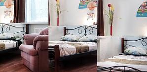 Studio apartment in mini hotel, Studio, 002