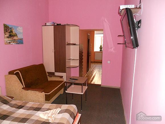 Новая квартира в центре города, 1-комнатная (65973), 001