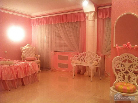 Pink apartment next to Lisova metro, Monolocale (32055), 007