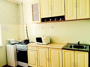 Apartments in the quiet center of Khreshchatyk street - free Wi-Fi, Monolocale, 003
