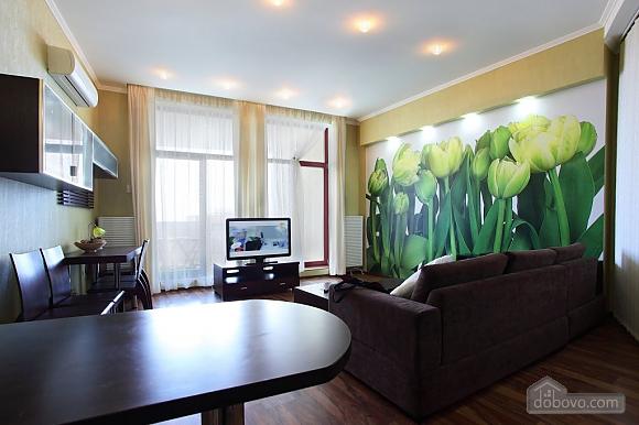 Дизайнерская студия с видом на море, 1-комнатная (38529), 001