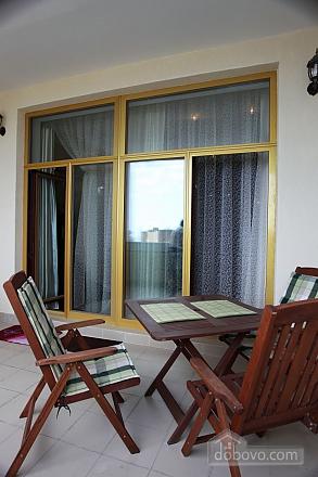 Дизайнерская студия с видом на море, 1-комнатная (38529), 012