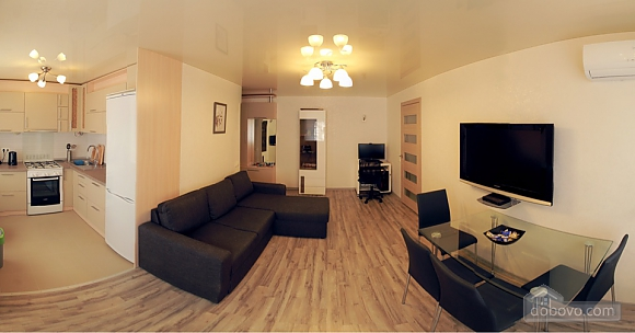 Apartment in the center, One Bedroom (53631), 001