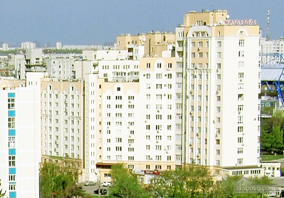 Apartment with panoramic view in the new building, Una Camera (98135), 014