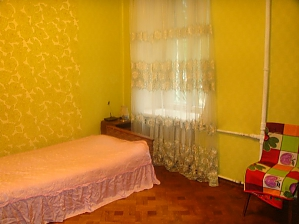 Convenient and comfortable apartment near the sea, Una Camera, 001
