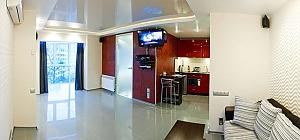 Luxury apartment next to Palats Sportu, Studio, 002