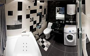 Luxury apartment next to Palats Sportu, Studio, 008