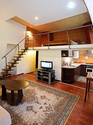 Duplex apartment in the center, Studio, 003