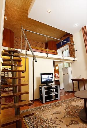 Duplex apartment in the center, Studio, 004