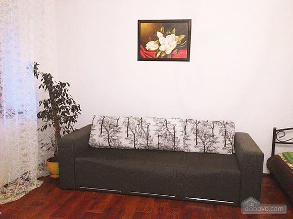 Гарна квартира з видом на проспект Леніна, 1-кімнатна (63672), 003