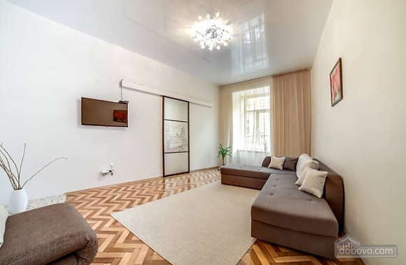 Modern apartment, One Bedroom (72438), 001