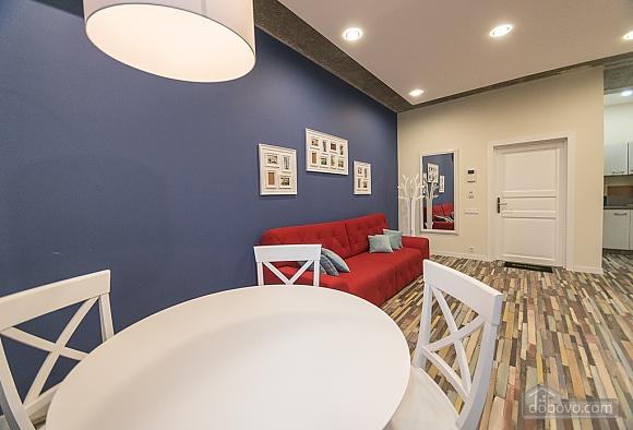 Modern designed one-bedroom apartment with bathtub, Zweizimmerwohnung (53511), 011