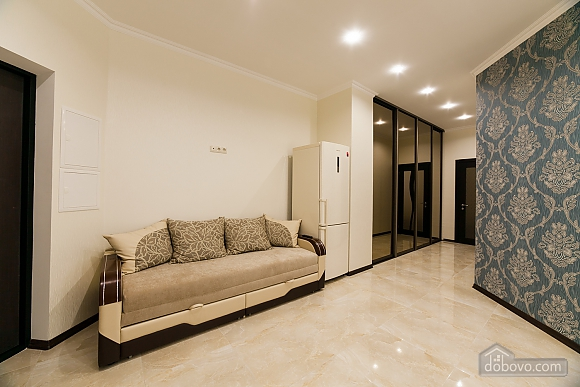 Apartment in the style of minimalism, Two Bedroom (31125), 010