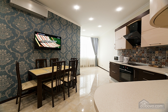 Apartment in the style of minimalism, Two Bedroom (31125), 012