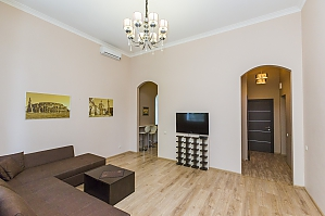Apartment in the heart of the city, Un chambre, 004