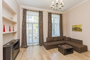 Apartment in the heart of the city, Un chambre, 001