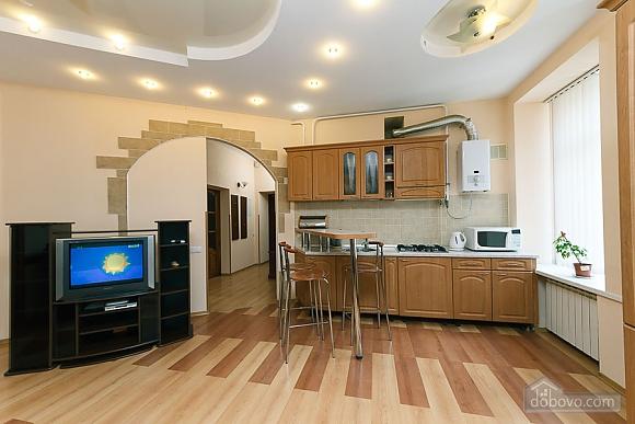 Комфортна квартира біля Майдану, 3-кімнатна (23663), 003