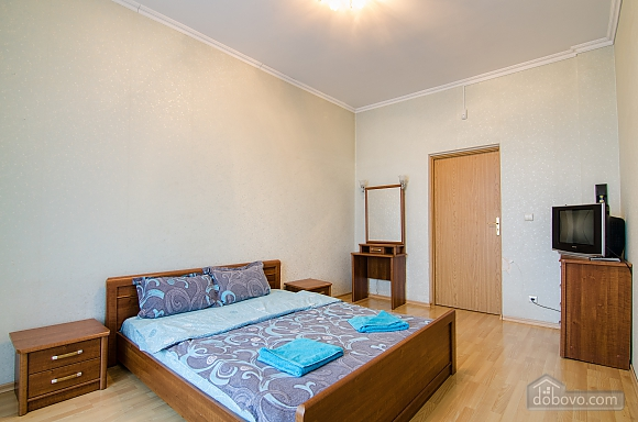 One bedroom apartment with separate bedrooms, Zweizimmerwohnung (54502), 002