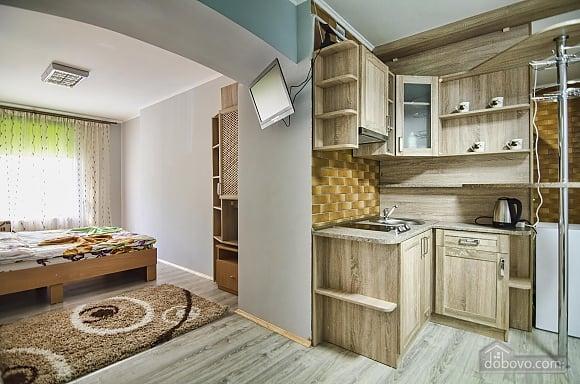 Затишна квартира на площі Старий Ринок, 1-кімнатна (99589), 004