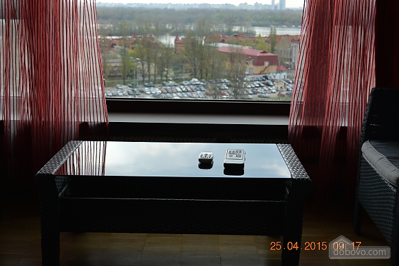 Apartment with a view of Obolonska Quay, Studio (42435), 005
