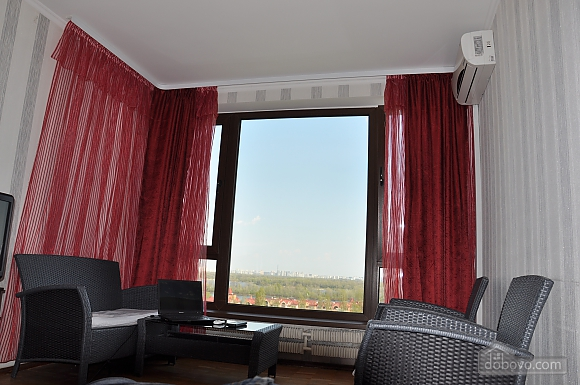 Apartment with a view of Obolonska Quay, Studio (42435), 009
