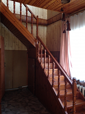 2-storey house in the resort Gribovka, Quattro Camere, 003