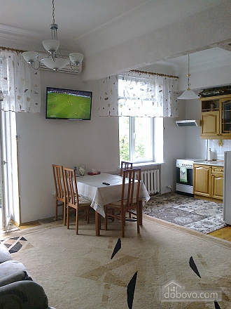 Lva Tolstoho square apartment, One Bedroom (94976), 001