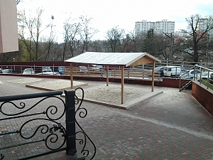 Apartment near to Beresteiska metro station, Studio, 004