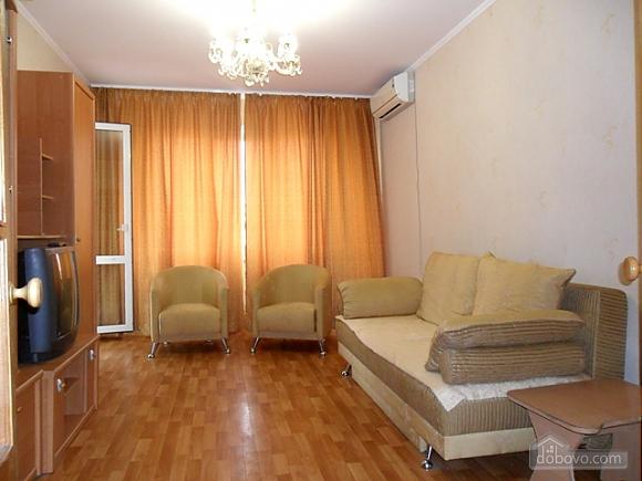 Квартира рядом пляж Аркадия, 3х-комнатная (25048), 001