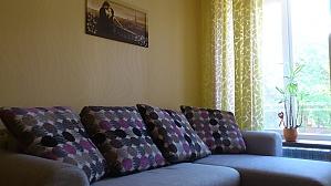 Затишна квартира, 1-кімнатна, 011