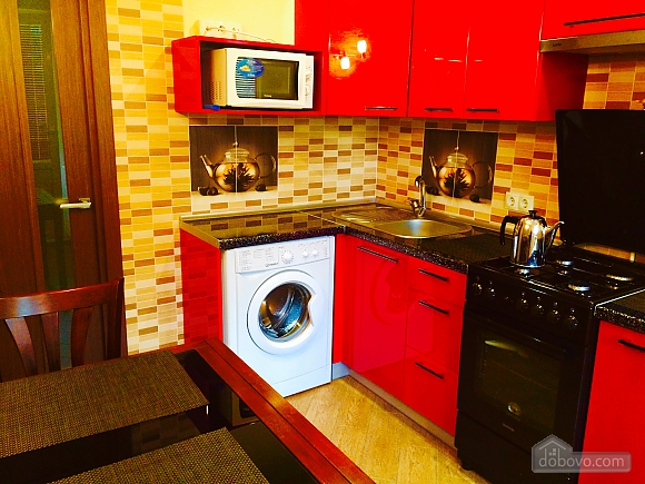 VIP apartment with designer renovation - cheques - free Wi-Fi, One Bedroom (81292), 007