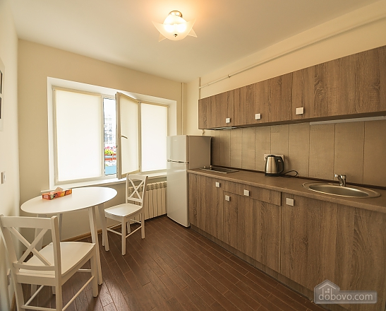One-room apartment with kitchen and balcony, Studio (40237), 006