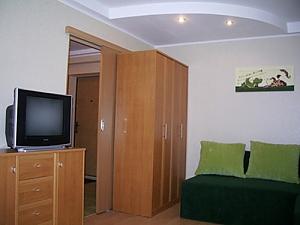 Уютная квартира на КПИ, 1-комнатная, 002