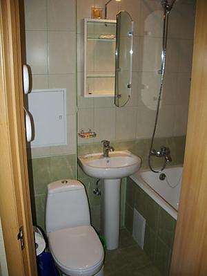 Уютная квартира на КПИ, 1-комнатная, 003