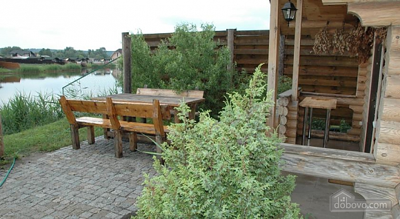 House on Stugna river, Two Bedroom (38352), 010
