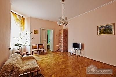 Мила та тиха квартира в центрі Львову, 3-кімнатна (27275), 004