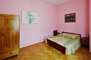 Cozy and quiet flat in the centre of Lviv, Two Bedroom, 001