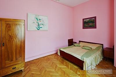 Мила та тиха квартира в центрі Львову, 3-кімнатна (27275), 001