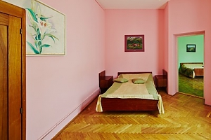 Cozy and quiet flat in the centre of Lviv, Two Bedroom, 002