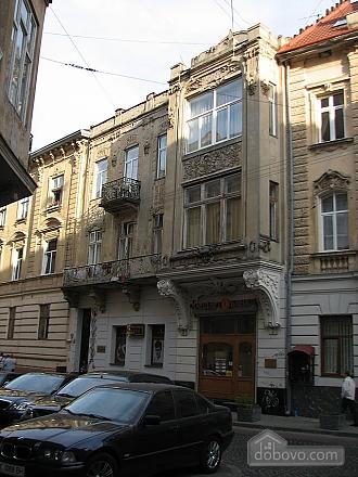 Мила та тиха квартира в центрі Львову, 3-кімнатна (27275), 010