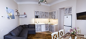 White house - two bedroom apartment in the heart of old Lviv, Two Bedroom, 004