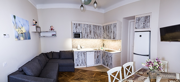 White house - two bedroom apartment in the heart of old Lviv, Deux chambres (39491), 004