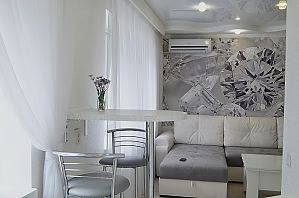 VIP apartment in the city center, Zweizimmerwohnung, 002