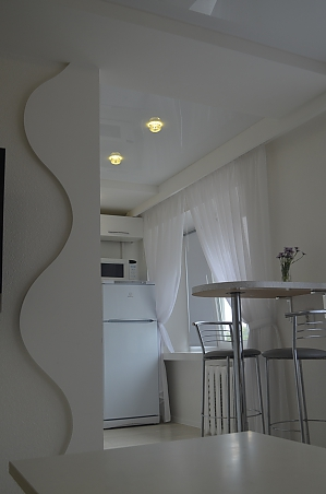 VIP apartment in the city center, Zweizimmerwohnung, 004
